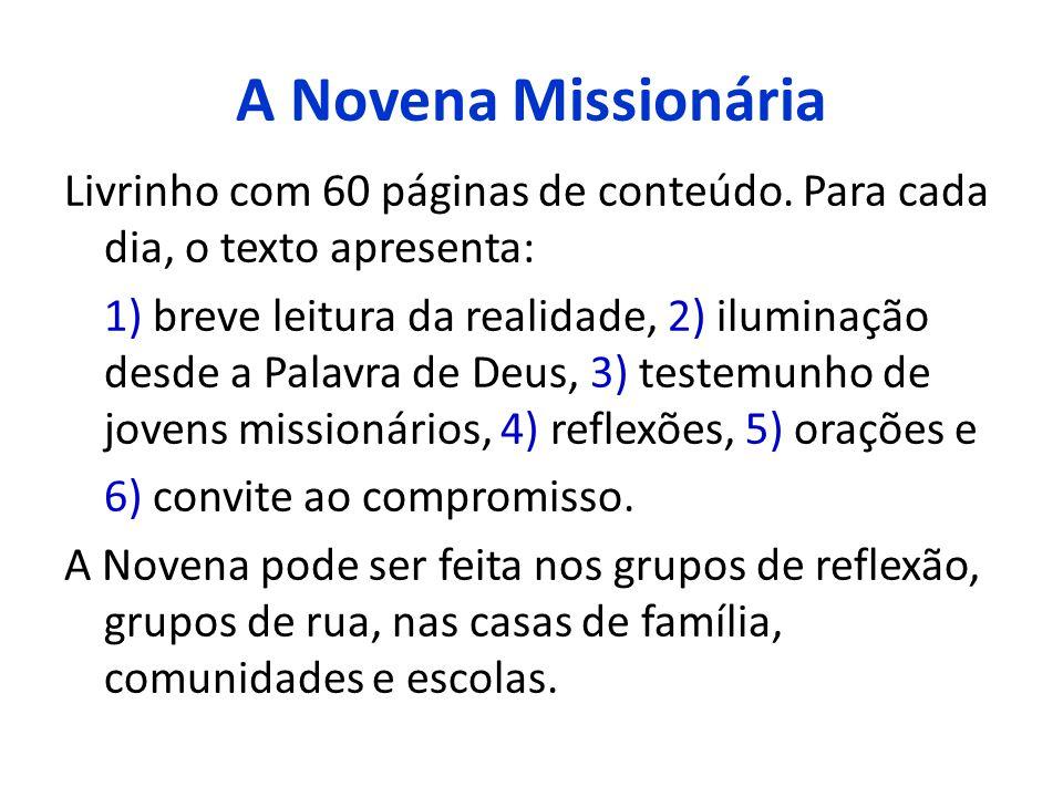 A Novena Missionária