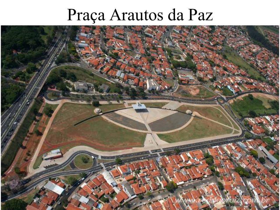 Praça Arautos da Paz