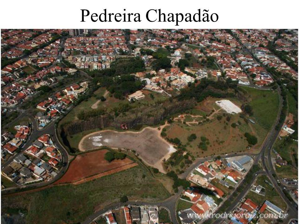 Pedreira Chapadão