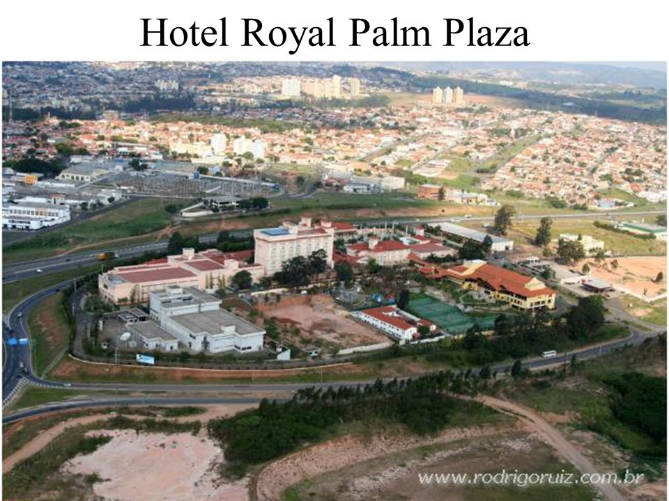 Hotel Royal Palm Plaza