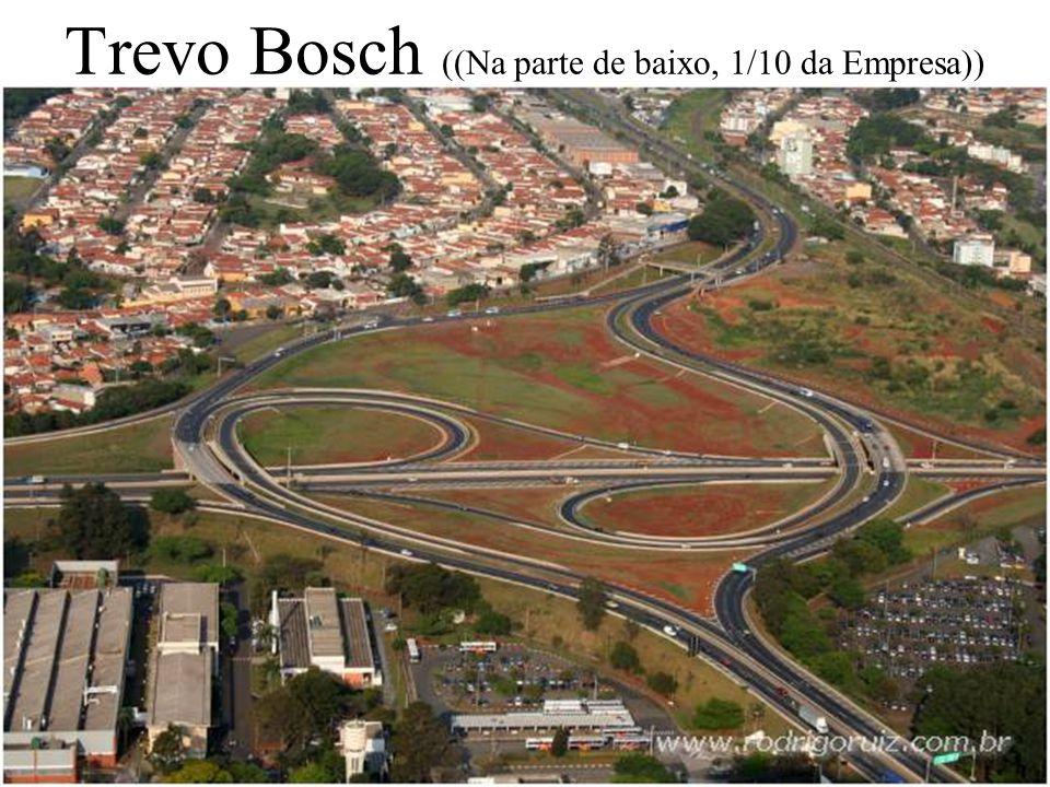 Trevo Bosch ((Na parte de baixo, 1/10 da Empresa))