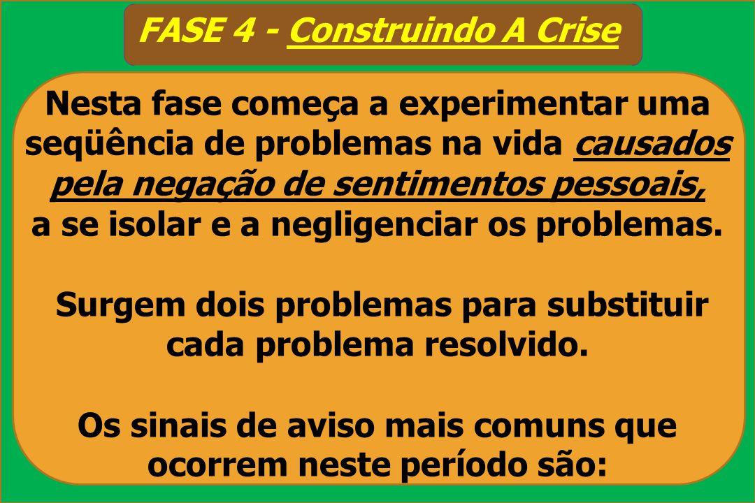 FASE 4 - Construindo A Crise