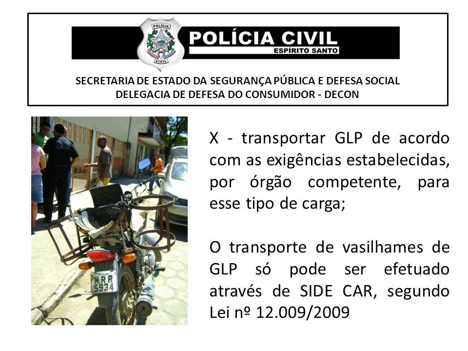 SECRETARIA DE ESTADO DA SEGURANÇA PÚBLICA E DEFESA SOCIAL