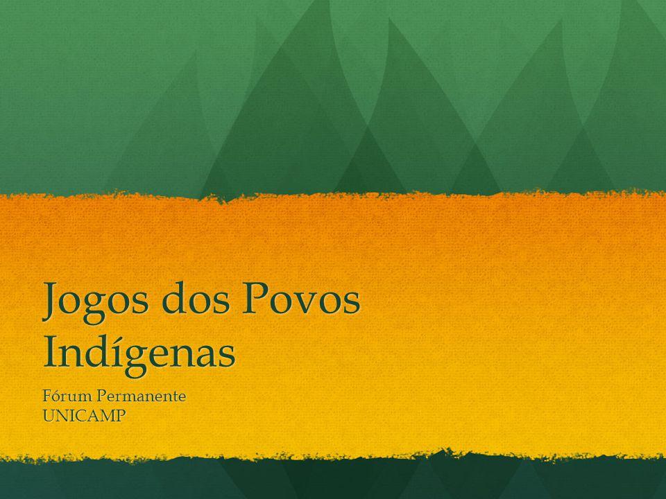 Jogos dos Povos Indígenas