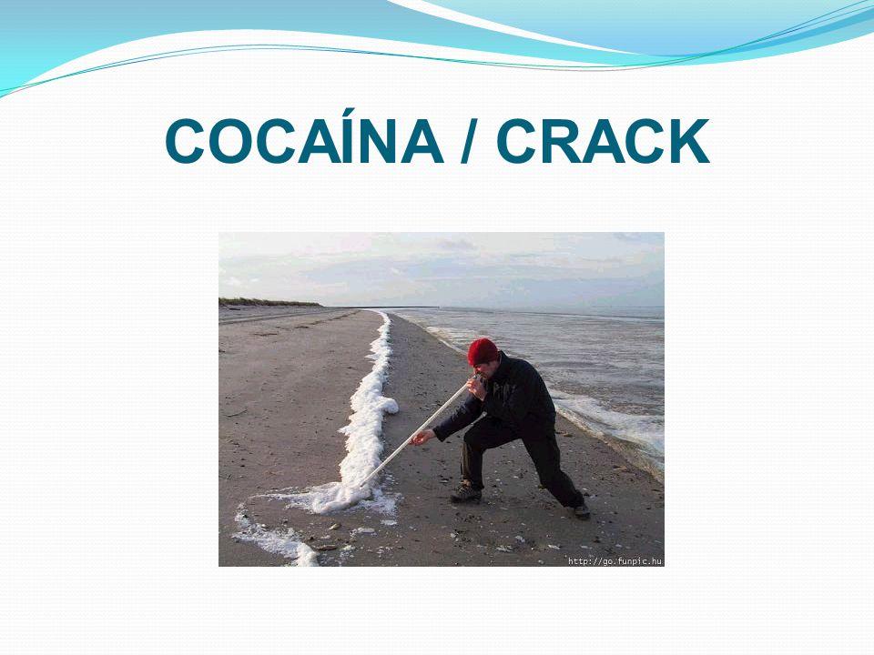 COCAÍNA / CRACK