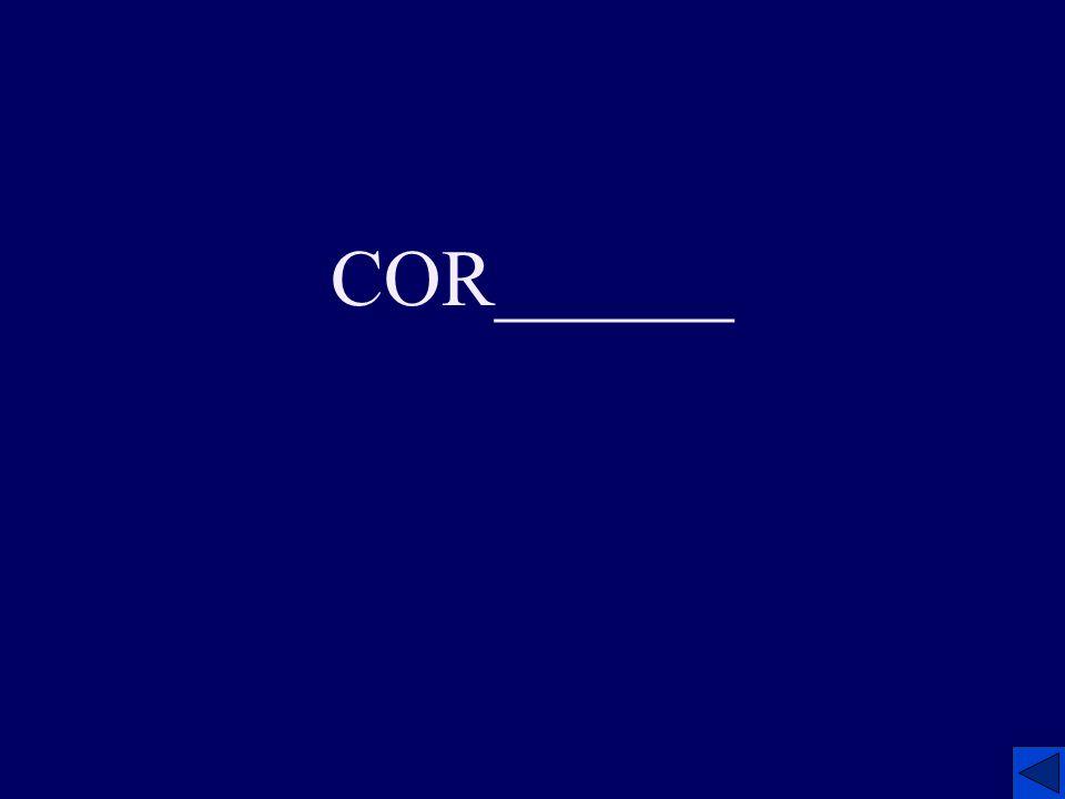 COR______