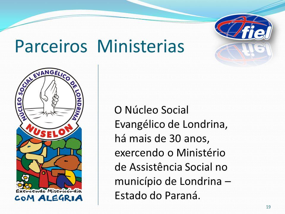 Parceiros Ministerias