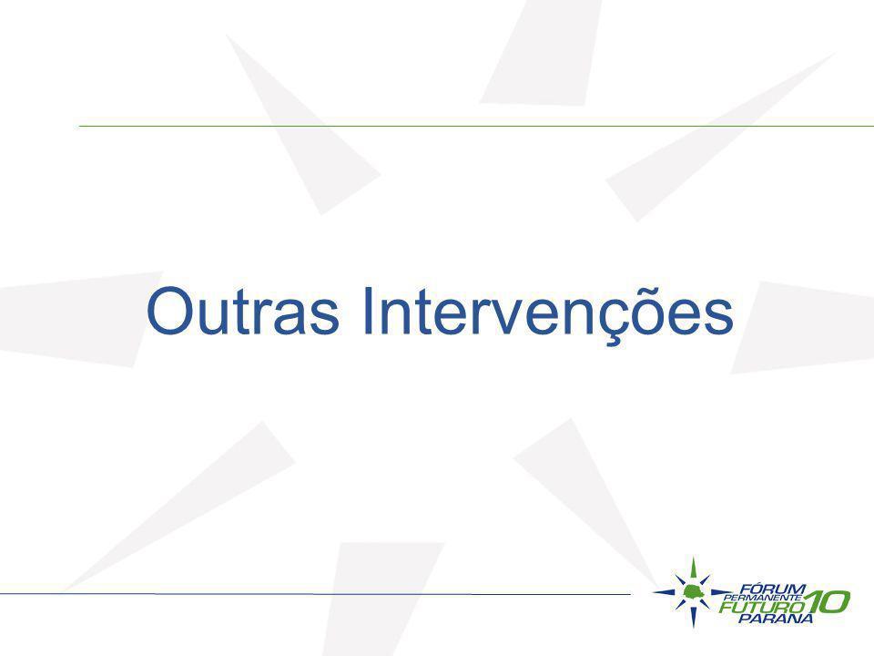 Outras Intervenções 31