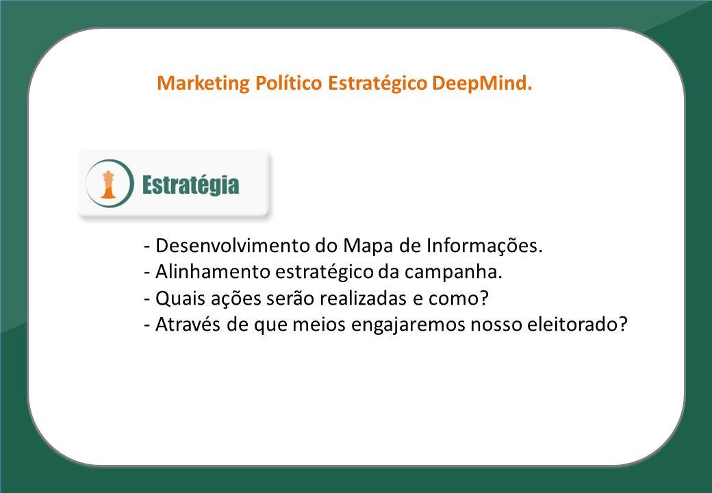 Marketing Político Estratégico DeepMind.