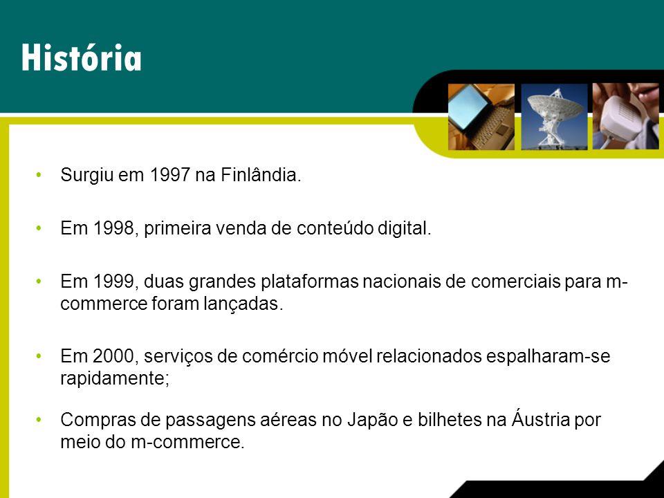 História Surgiu em 1997 na Finlândia.