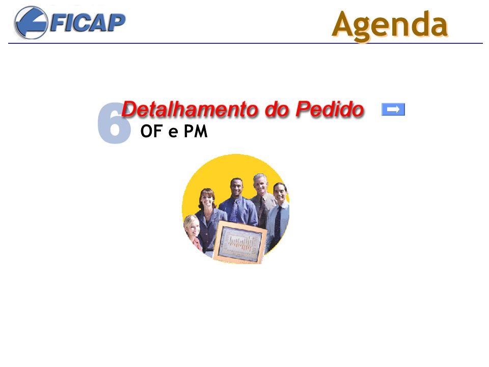 Agenda OF e PM