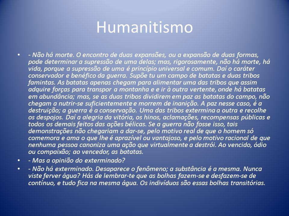 Humanitismo