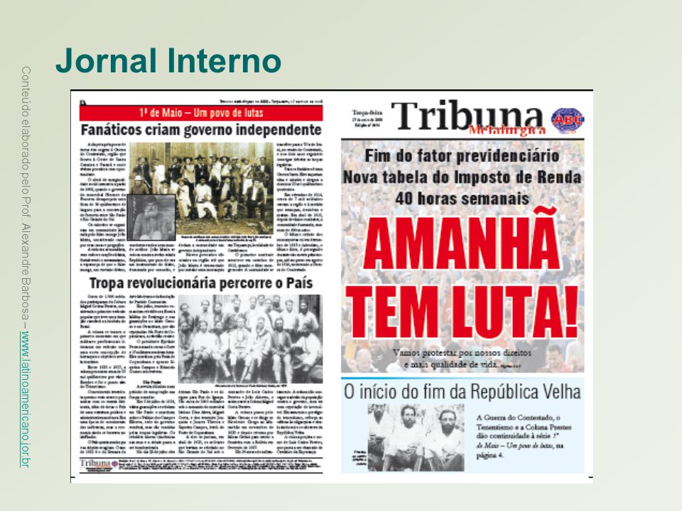 Jornal Interno