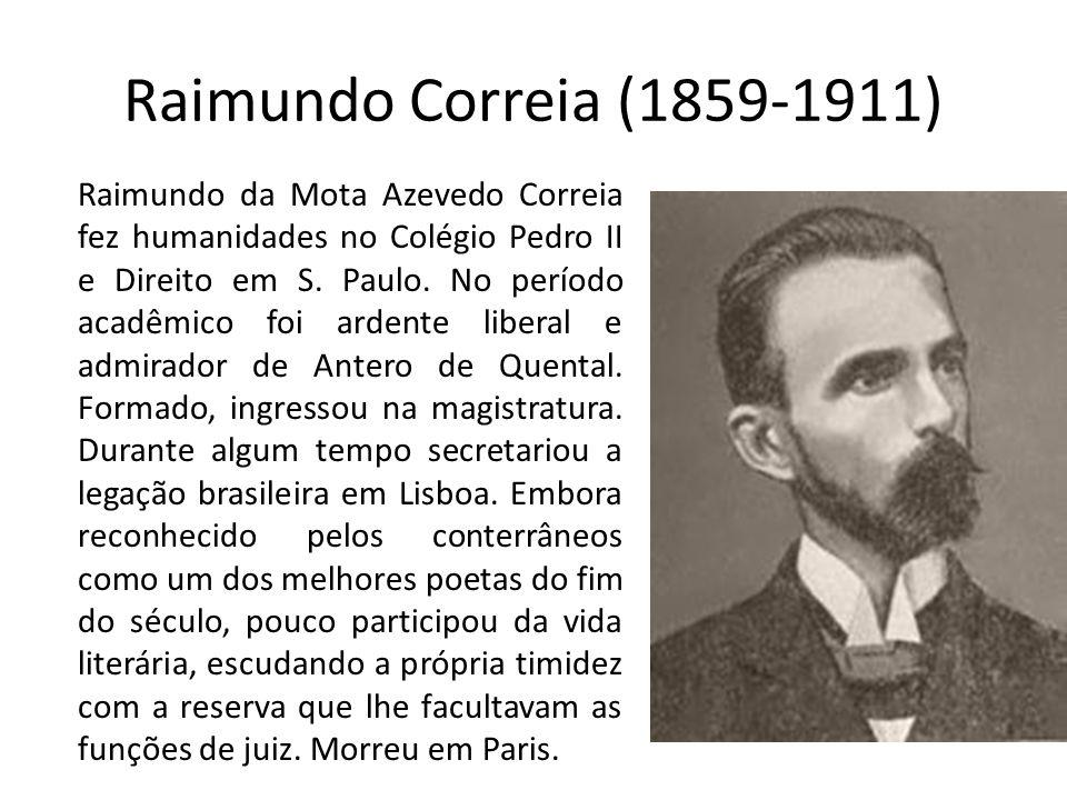 Raimundo Correia (1859-1911)