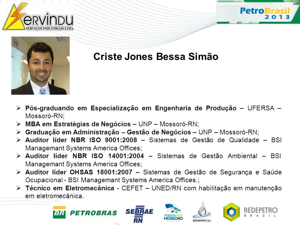 Criste Jones Bessa Simão