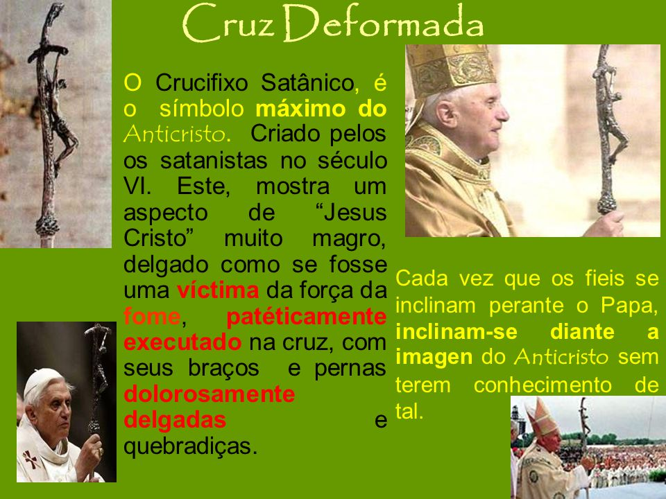 Cruz Deformada