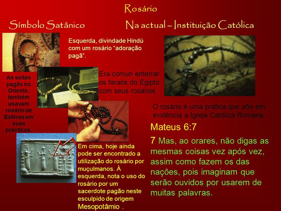 Na actual – Instituição Católica