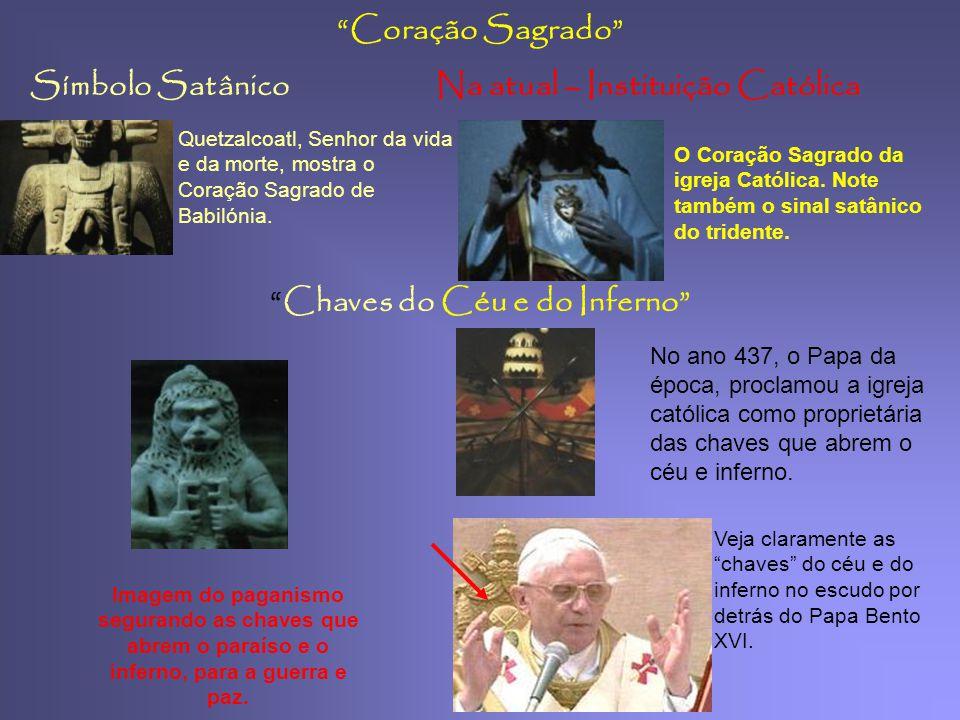 Na atual – Instituição Católica Chaves do Céu e do Inferno