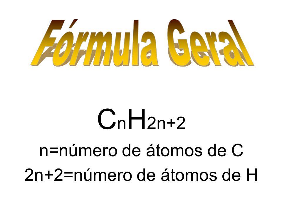 2n+2=número de átomos de H