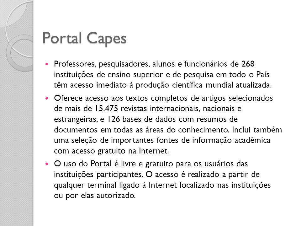 Portal Capes