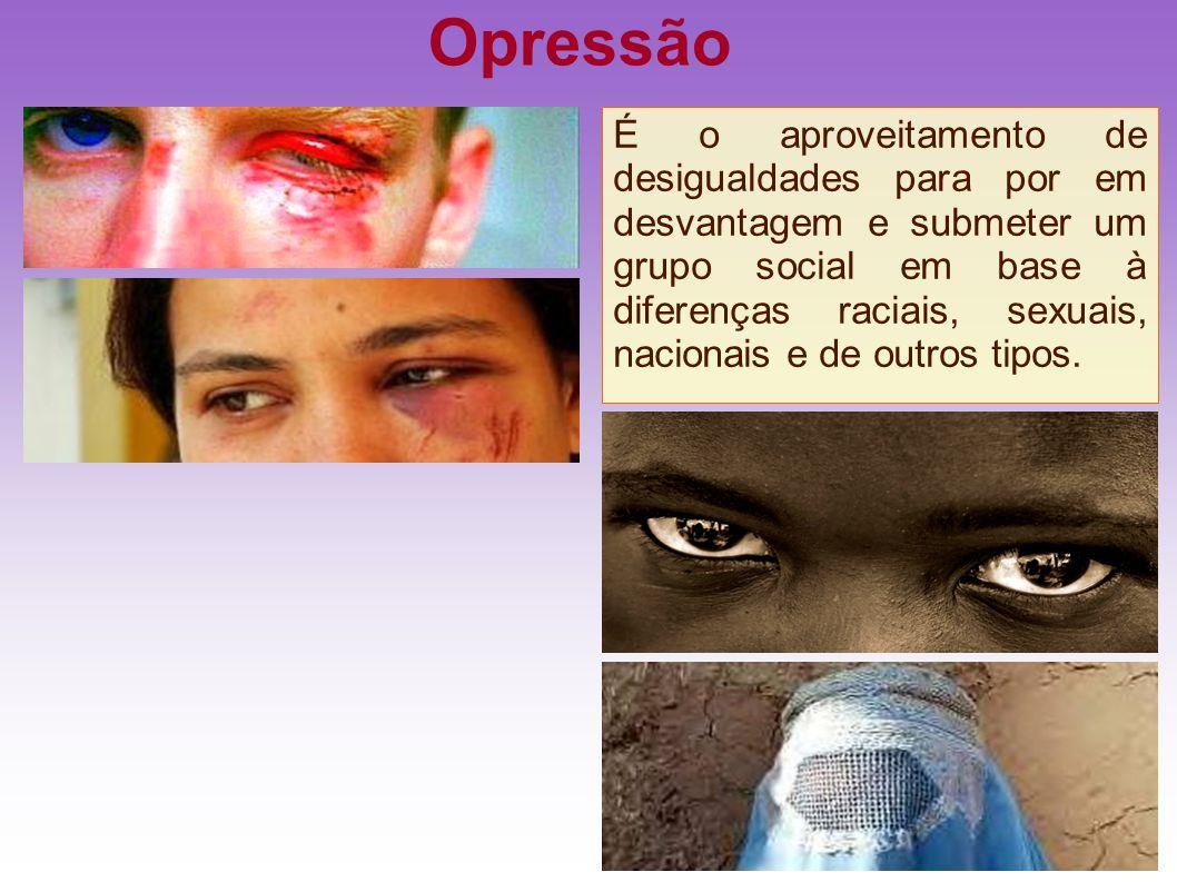 Opressão