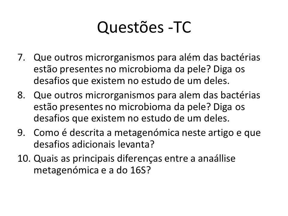 Questões -TC