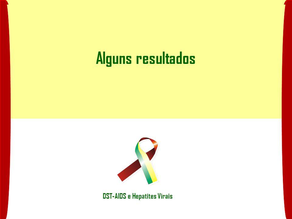 DST-AIDS e Hepatites Virais