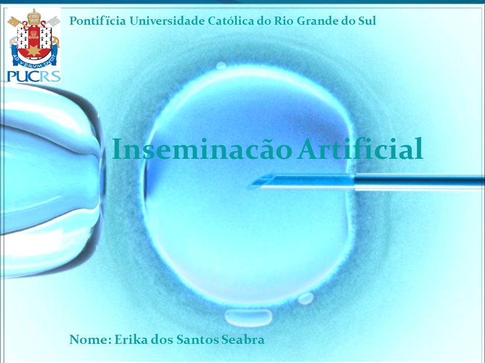 Inseminacão Artificial