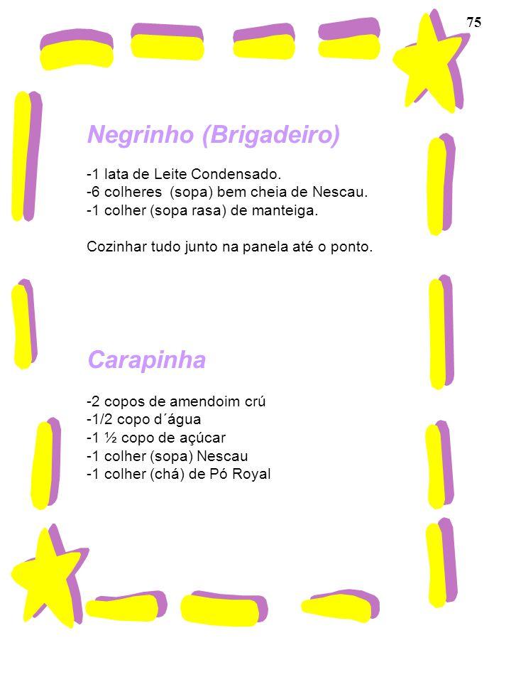 Negrinho (Brigadeiro)
