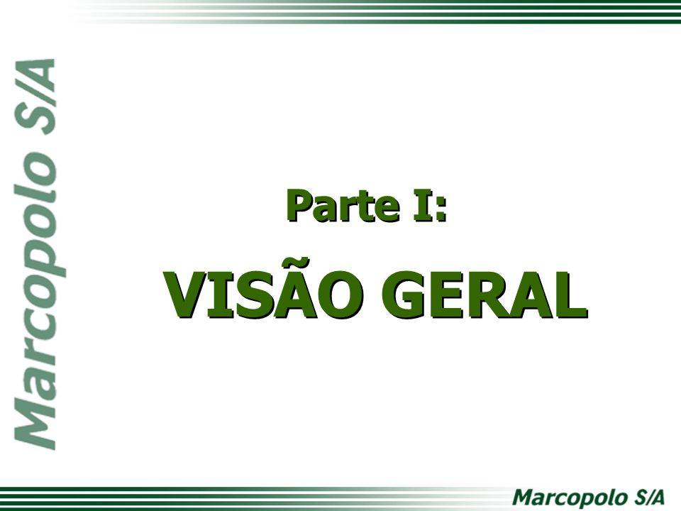 Parte I: VISÃO GERAL