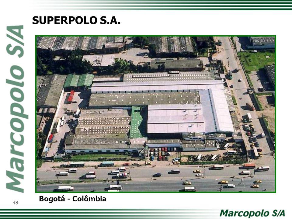 SUPERPOLO S.A. Bogotá - Colômbia 48