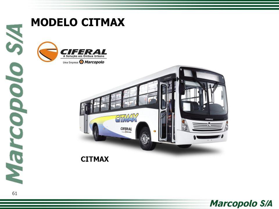 MODELO CITMAX CITMAX 61