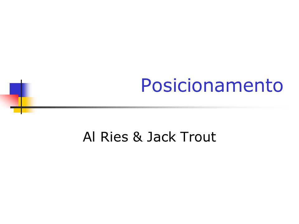 Posicionamento Al Ries & Jack Trout