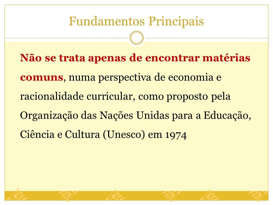 Fundamentos Principais