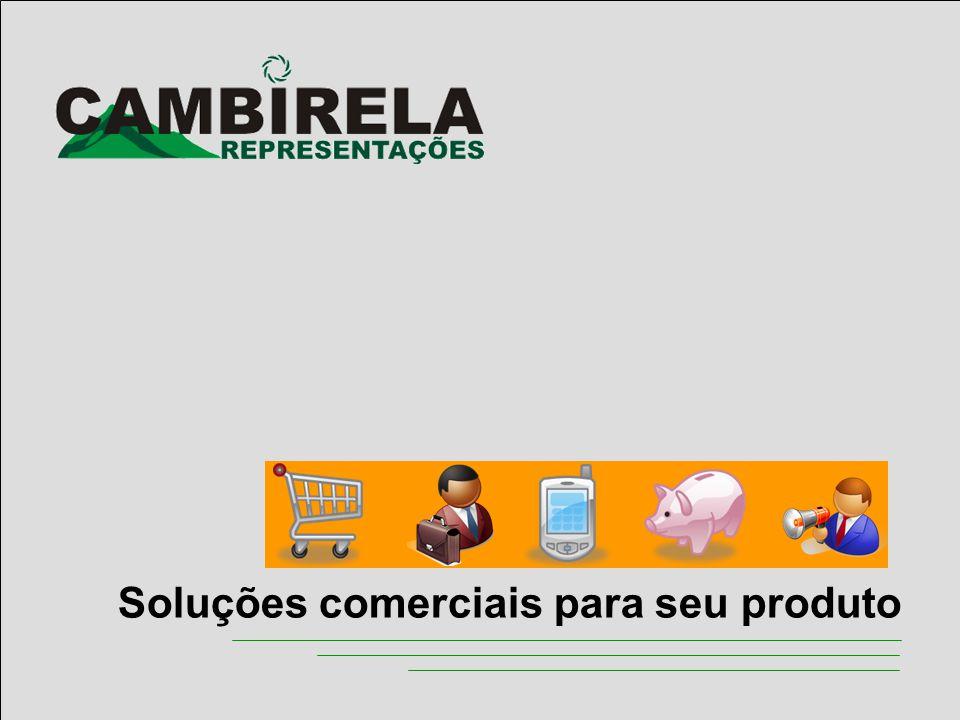 Soluções comerciais para seu produto