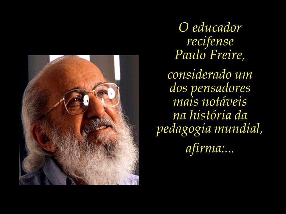 na história da pedagogia mundial,