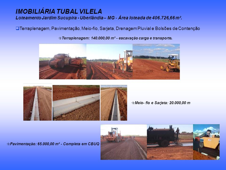 IMOBILIÁRIA TUBAL VILELA
