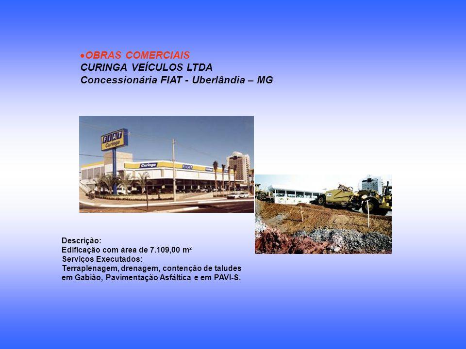 Concessionária FIAT - Uberlândia – MG
