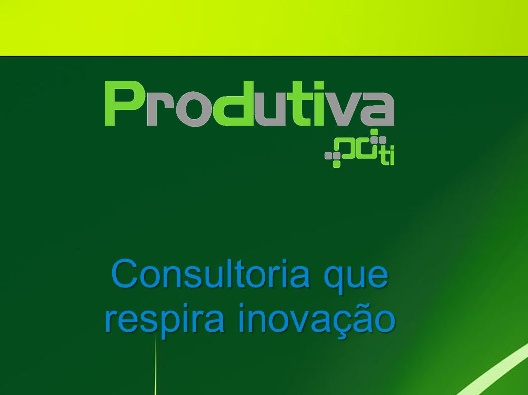 Consultoria que respira inovação 39