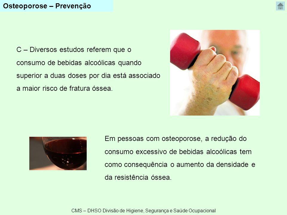 Osteoporose – Prevenção
