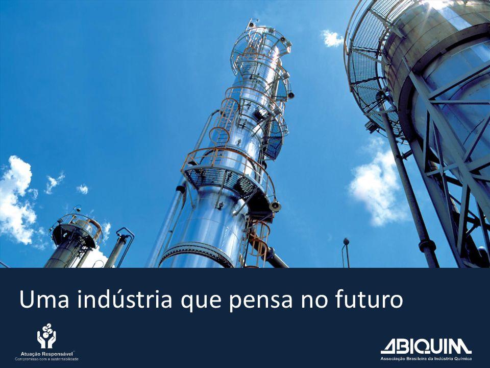 Uma indústria que pensa no futuro