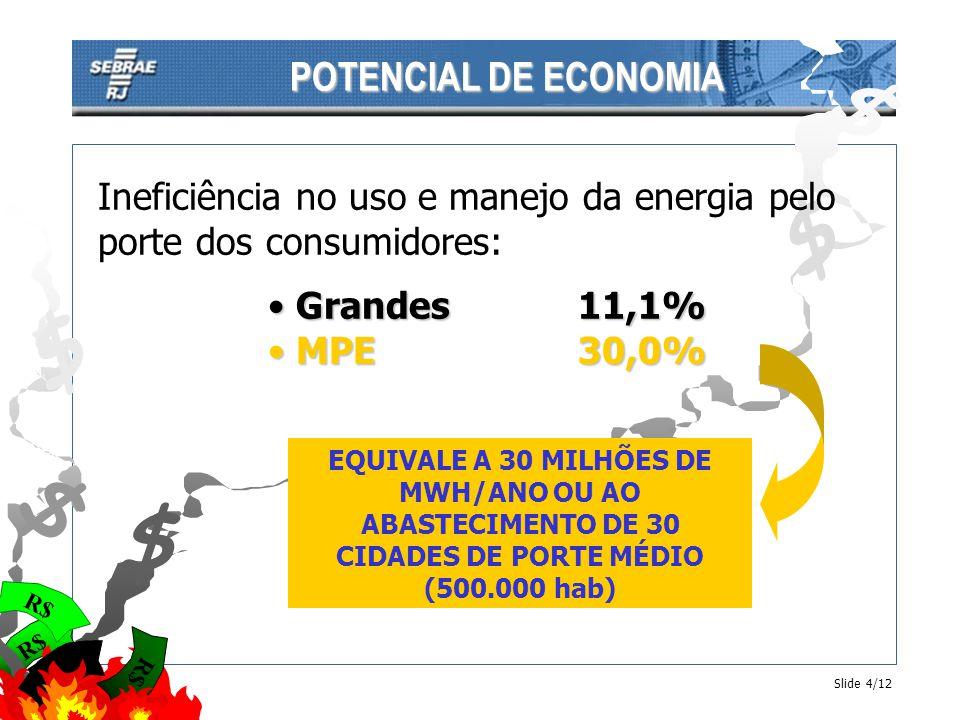 $ POTENCIAL DE ECONOMIA