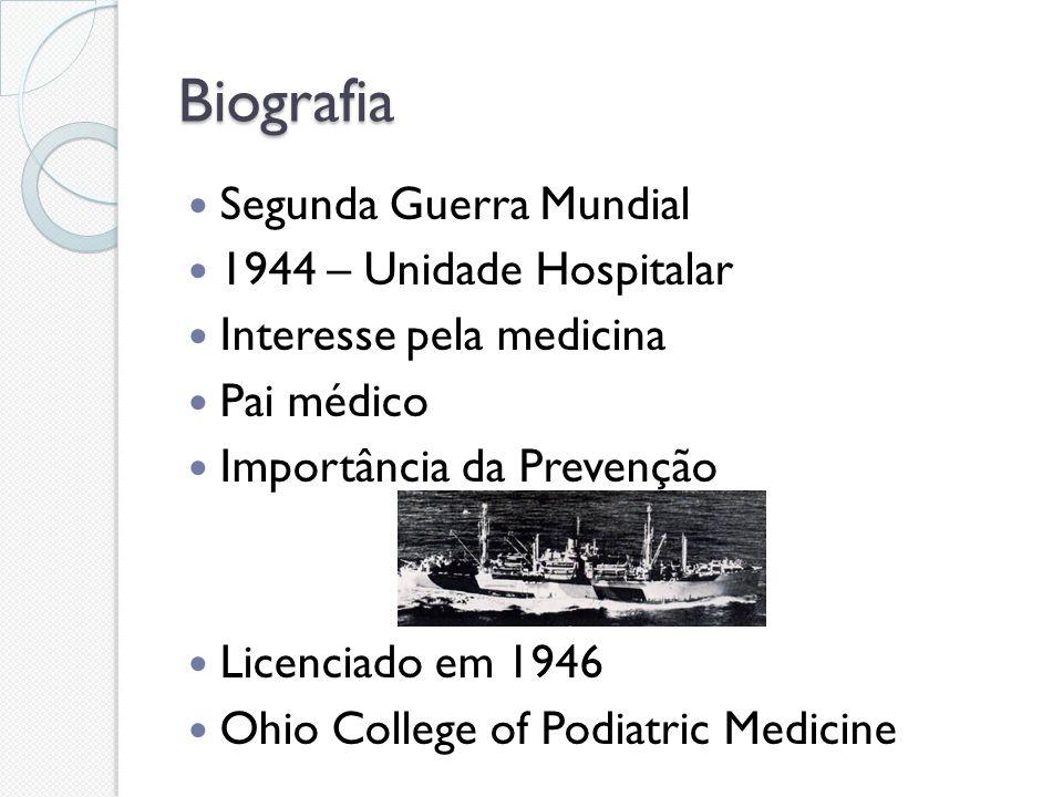 Biografia Segunda Guerra Mundial 1944 – Unidade Hospitalar