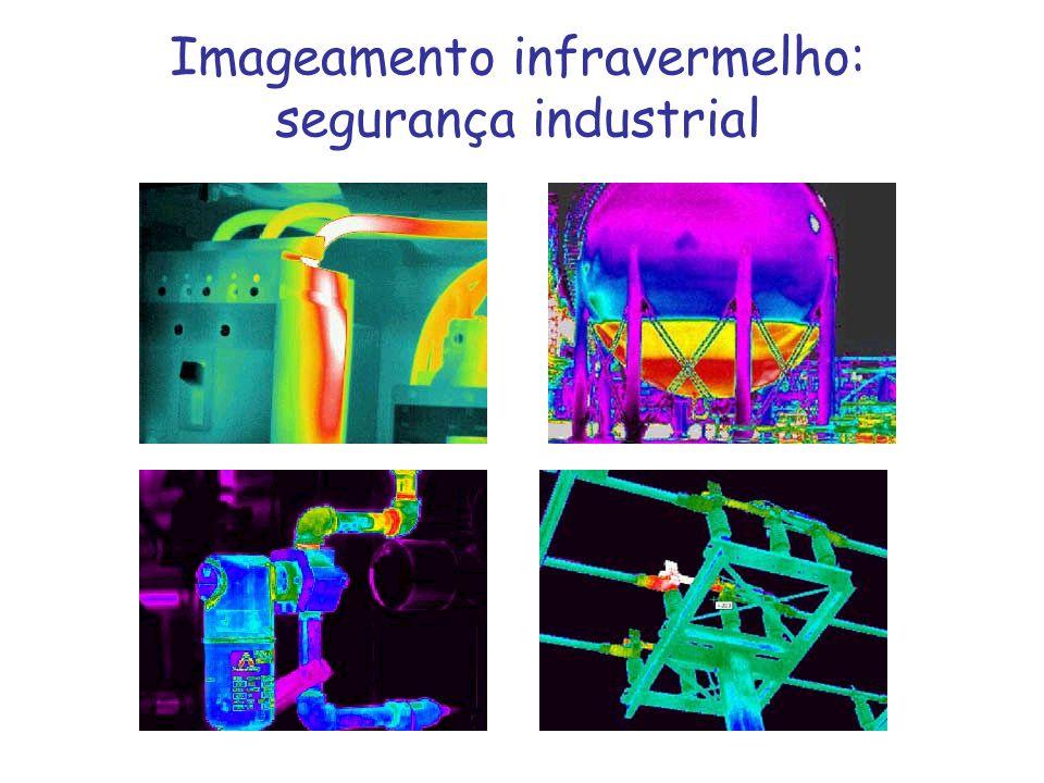 Imageamento infravermelho: segurança industrial