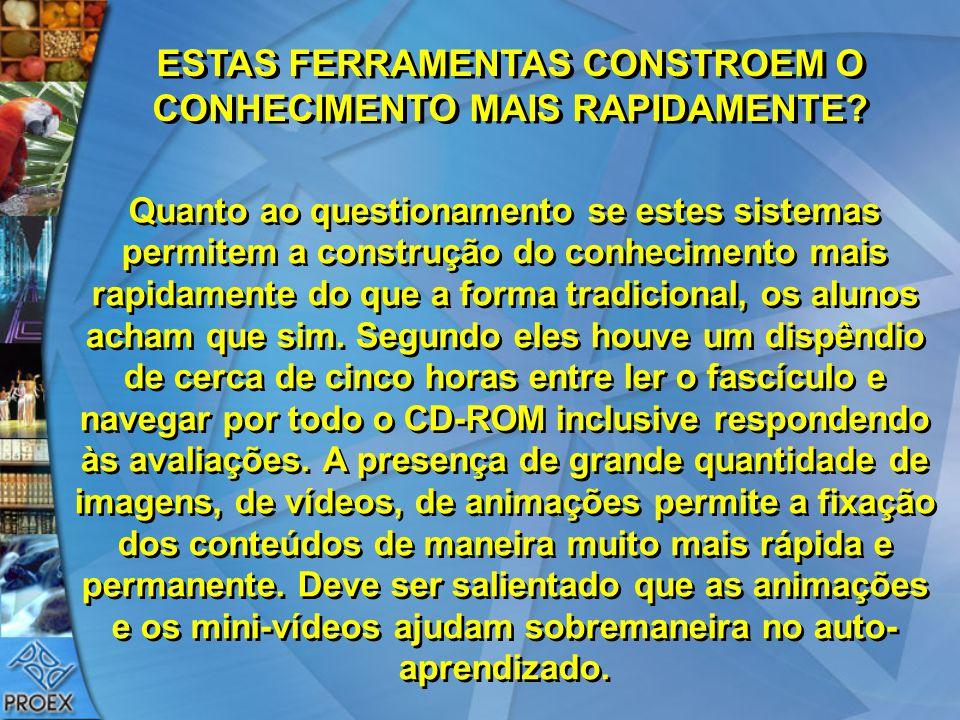 ESTAS FERRAMENTAS CONSTROEM O CONHECIMENTO MAIS RAPIDAMENTE