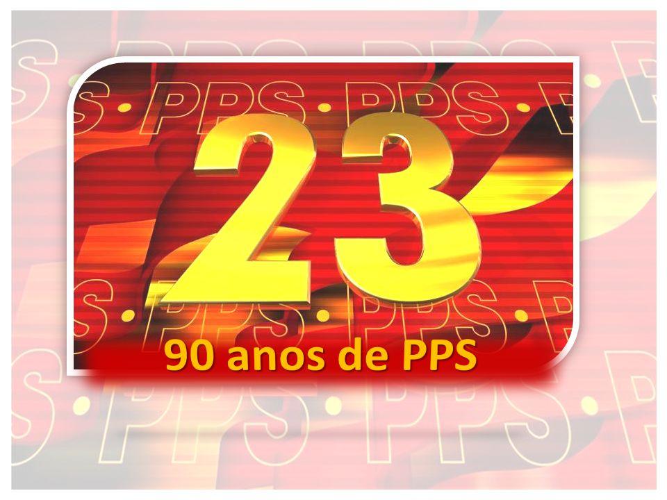 90 anos de PPS