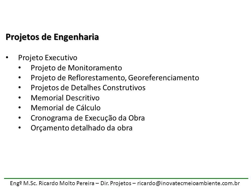 Projetos de Engenharia