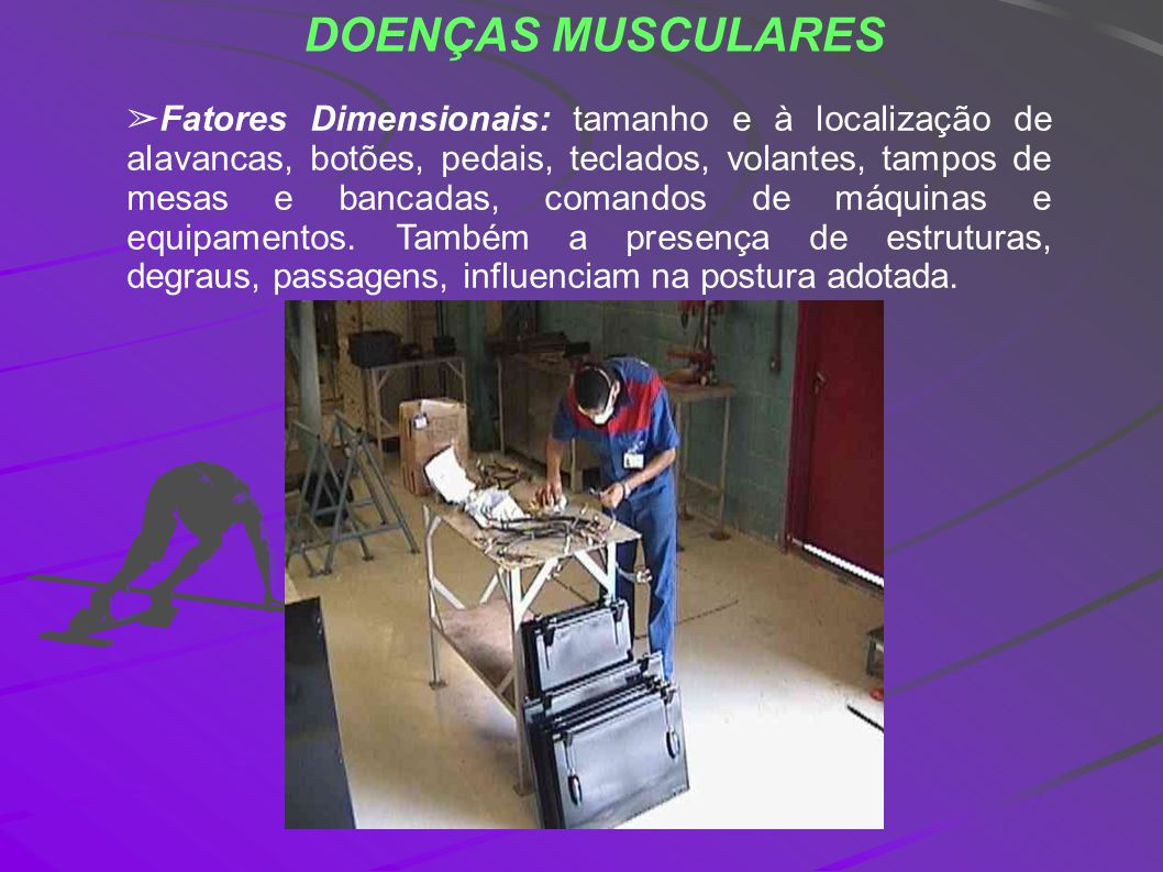 DOENÇAS MUSCULARES