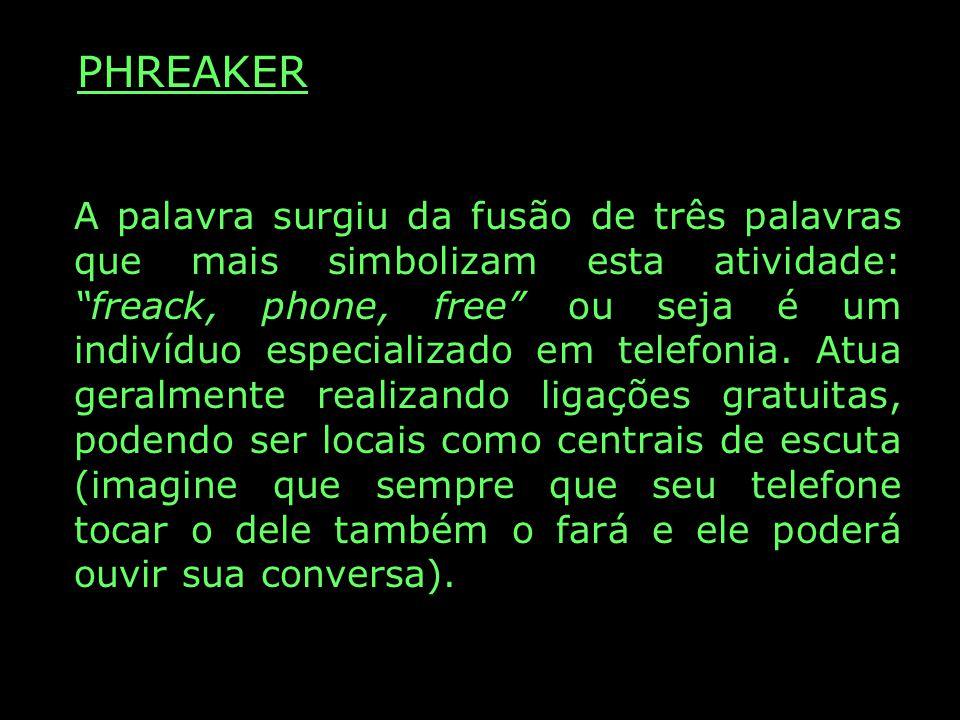 PHREAKER