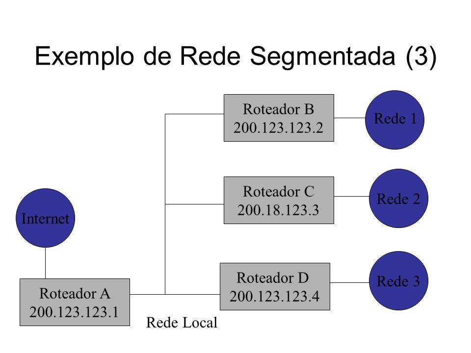 Exemplo de Rede Segmentada (3)